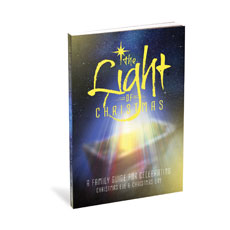 """The Light of Christmas"" Gift Book"