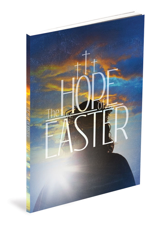 Outreach Books, Easter, Hope of Easter Gift Book, 5 x 7