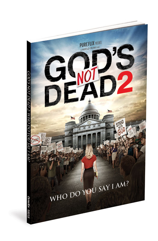 Gods Not Dead 2 Gift Book
