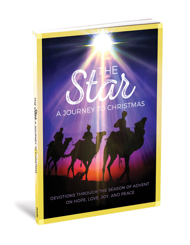 Outreach Books, Christmas, The Star A Journey to Christmas Gift Book