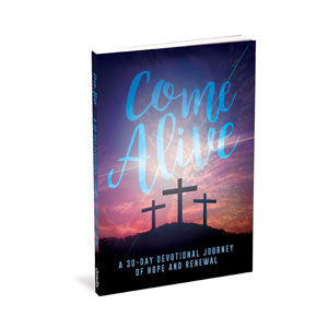 Come Alive: Devotional Gift Book Outreach Books