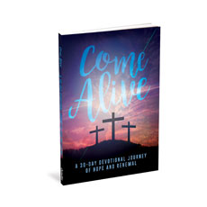 Come Alive Easter Journey Book