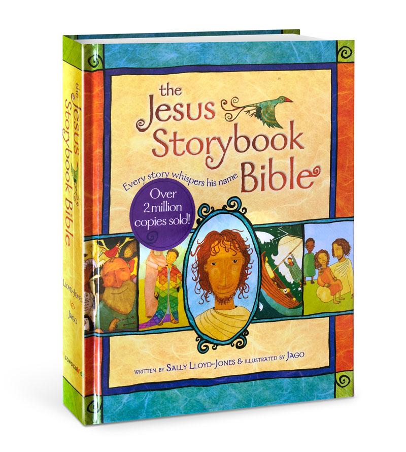 Outreach Bibles, Children's Ministry, Jesus Storybook Bible