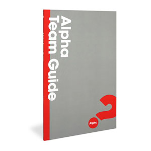Alpha Team Guide Alpha Products