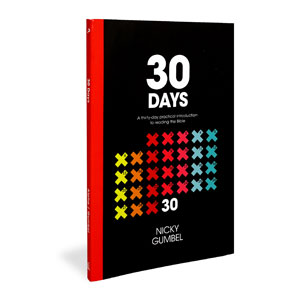 Alpha: 30 Days: A Practical Introduction to Reading the Bible Alpha Products