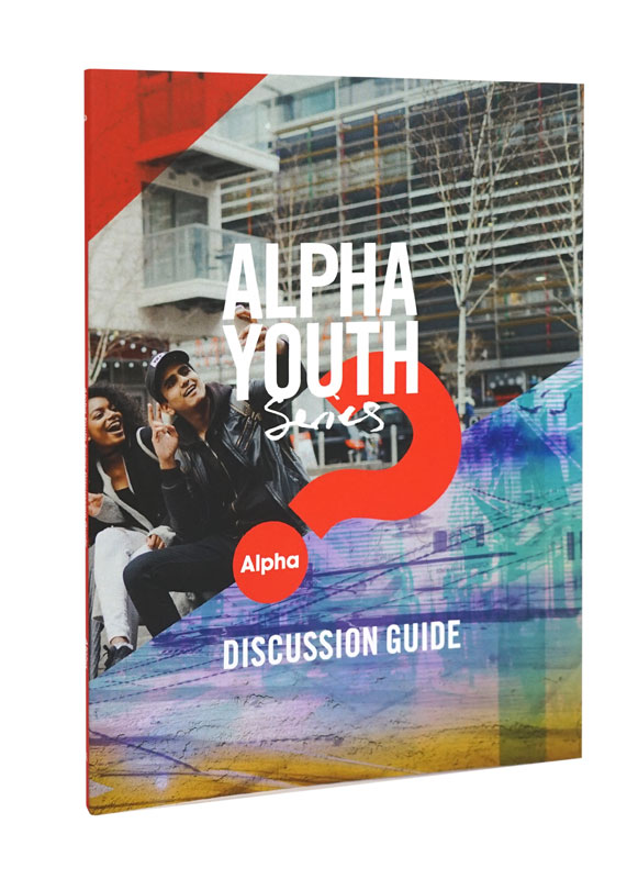 Booklets, Alpha, Alpha: Youth Series Discussion Guide