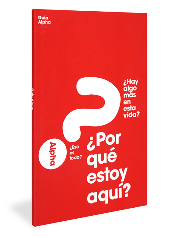 Booklets, Alpha, Alpha Guide Spanish Edition