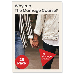 Alpha: Why Run The Marriage Course 25 Pack Outreach Books