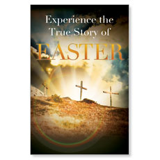 True Story Easter LED LightBox Graphic