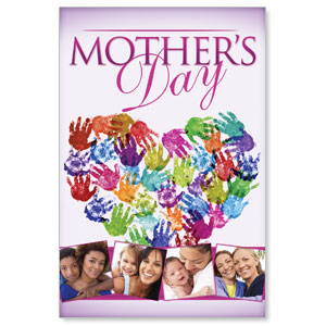 Mothers Heart LightBox Graphic Insert