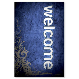 Adornment Welcome LED LightBox Graphics