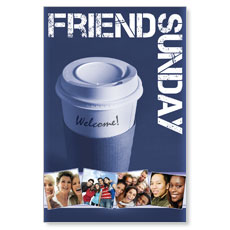 Wow! Sunday Friend Sunday LED LightBox Graphic
