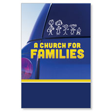 Church for Families LED LightBox Graphic