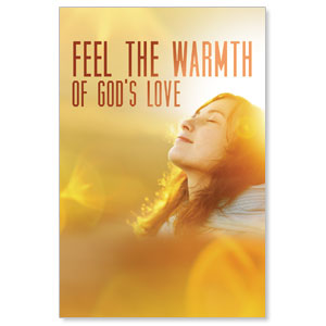 Feel the Warmth LightBox Graphic Insert