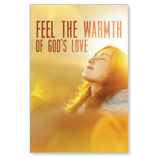 Feel The Warmth LED LightBox Graphic