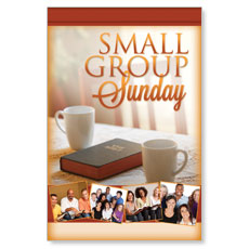 Wow! Sunday Small Group Sunday LED LightBox Graphic