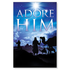 Adore Him LED LightBox Graphic
