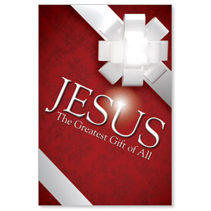 Jesus Greatest Gift LightBox Graphic Insert
