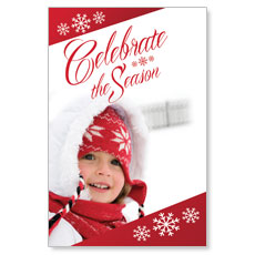 Celebrate the Season LED LightBox Graphic