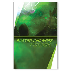 Easter Changes LED LightBox Graphic
