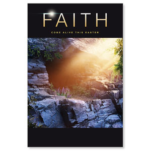 The Thorn Faith LightBox Graphic Insert