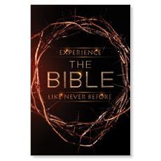 The Bible Crown LED LightBox Graphic