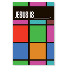 Jesus is____ LED LightBox Graphic