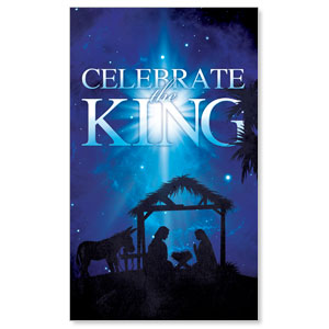 Celebrate the King LightBox Graphic Insert