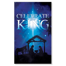 Celebrate the King LED LightBox Graphic