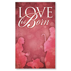 Born Love LED LightBox Graphic