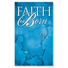 Born Faith LED LightBox Graphic