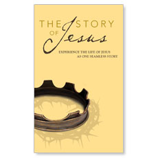 The Story of Jesus LED LightBox Graphic