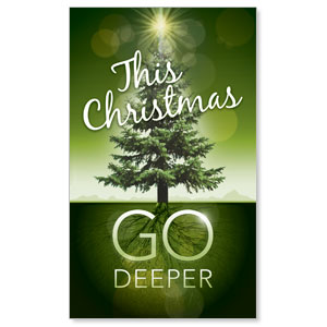 Go Deeper Christmas LED LightBox Graphics