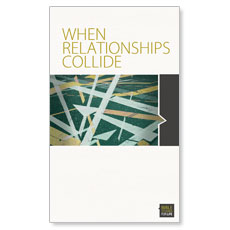 When Relationships Collide LED LightBox Graphic