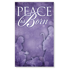 Born Peace LED LightBox Graphic
