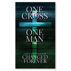 One Cross LED LightBox Graphic
