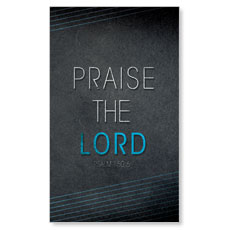 Praise The Lord Right LED LightBox Graphic