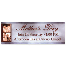 Invited Mothers Banner