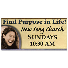 Finding Purpose Banner