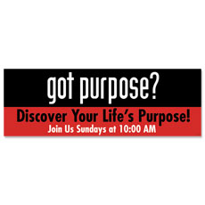 Got Purpose Banner