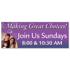 Great Choices Banner