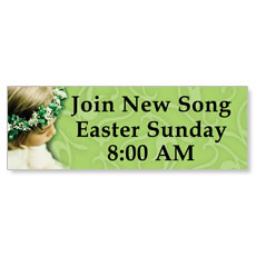 Easter to Remember Banner