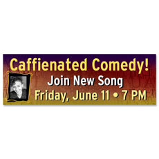 Caffeinated Banner