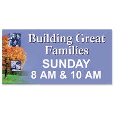 Great Families Banner