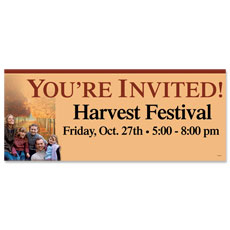 Autumn Invited 2 Banner