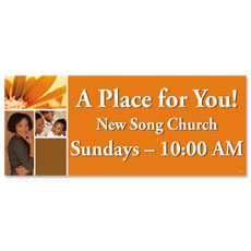 Place for You-AFA Banner