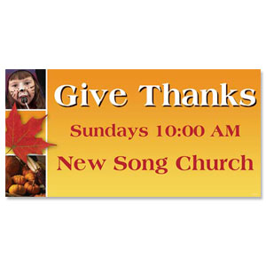 Give Thanks - 8