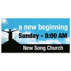 Beginnings Banner