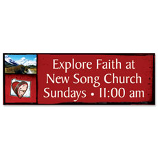 Explore Faith Banner
