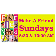 Friend Day Banner